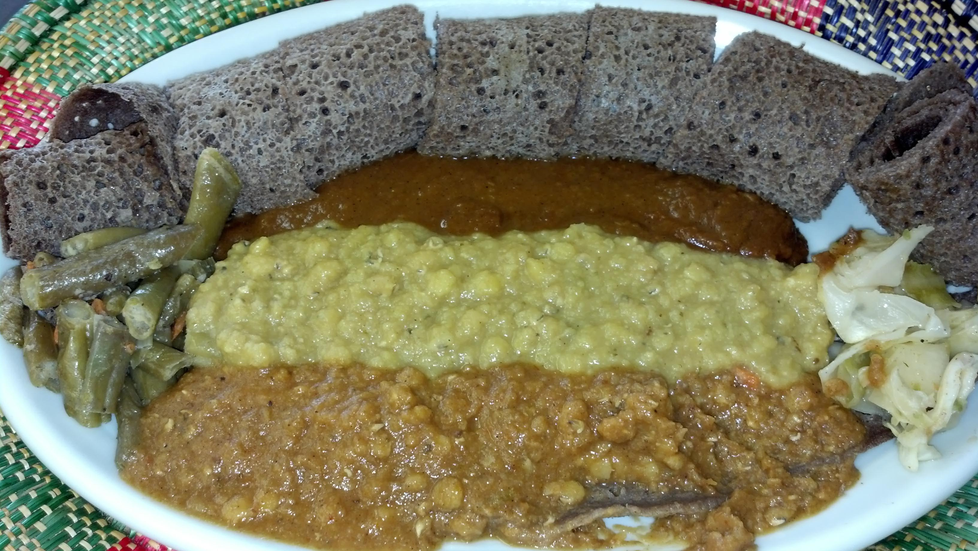 Ethiopian cuisine in old colorado city the blue page special for Abyssinia ethiopian cuisine