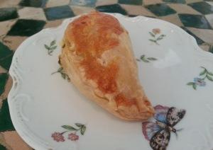 semisweet empanada