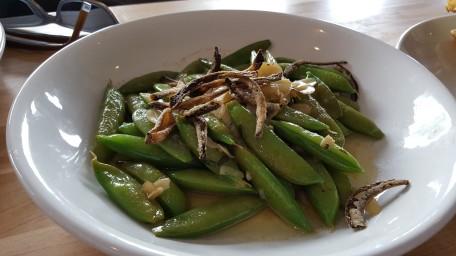 palate green beans