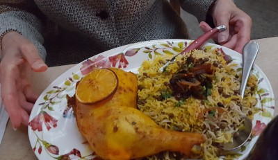 Iranian chicken